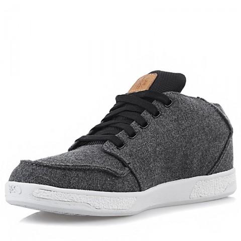 Купить мужские серые, белые, черные, коричневые  ботинки k1x meet the parents te в магазинах Streetball - изображение 4 картинки