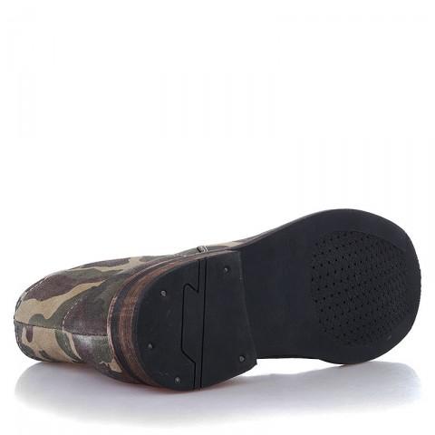 Купить мужские камуфляжные  ботинки jack porter jack в магазинах Streetball - изображение 4 картинки