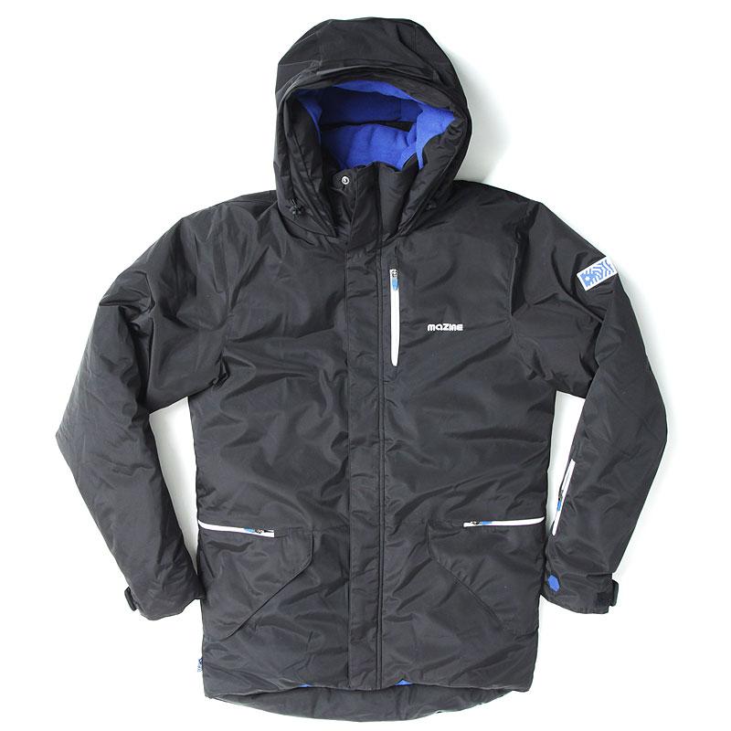 Куртка Mazine ExcursionКуртки, пуховики<br>100% полиэстер<br><br>Цвет: Черный<br>Размеры : S;M