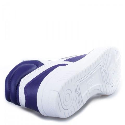 мужские белые, фиолетовые  кроссовки new balance p740la james worthy 'la' P740LA/D - цена, описание, фото 4