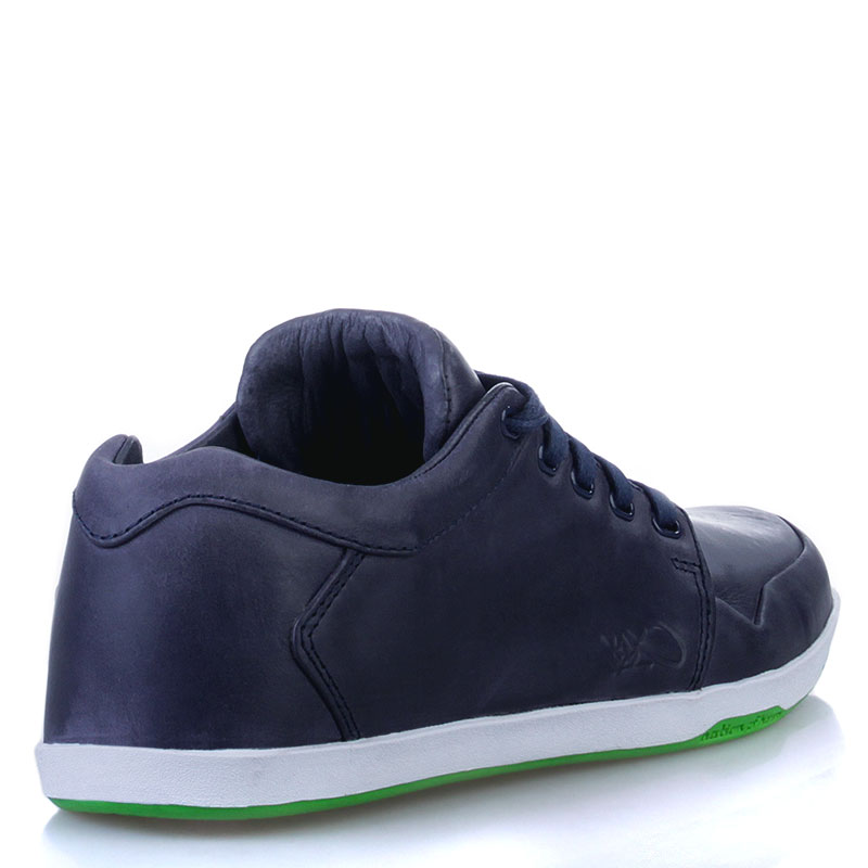 Купить мужские синие, белые, зеленые  ботинки k1x lp low le в магазинах Streetball изображение - 2 картинки