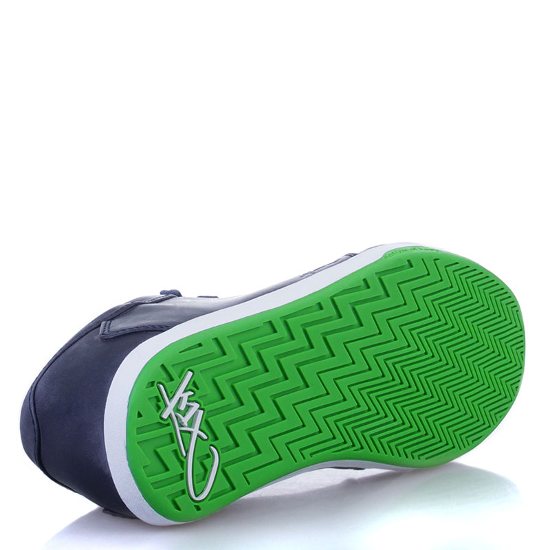 Купить мужские синие, белые, зеленые  ботинки k1x lp low le в магазинах Streetball изображение - 4 картинки
