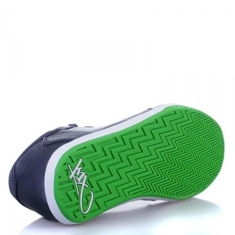 Купить мужские синие, белые, зеленые  ботинки k1x lp low le в магазинах Streetball - изображение 4 картинки