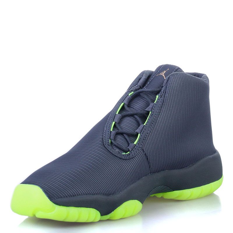 Кроссовки Air Jordan Future BG Dark Grey от Streetball