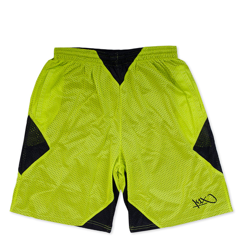 Шорты K1X Core X-ShortsШорты<br>100% полиэфир<br><br>Цвет: Зеленый, черный<br>Размеры US: XL<br>Пол: Мужской