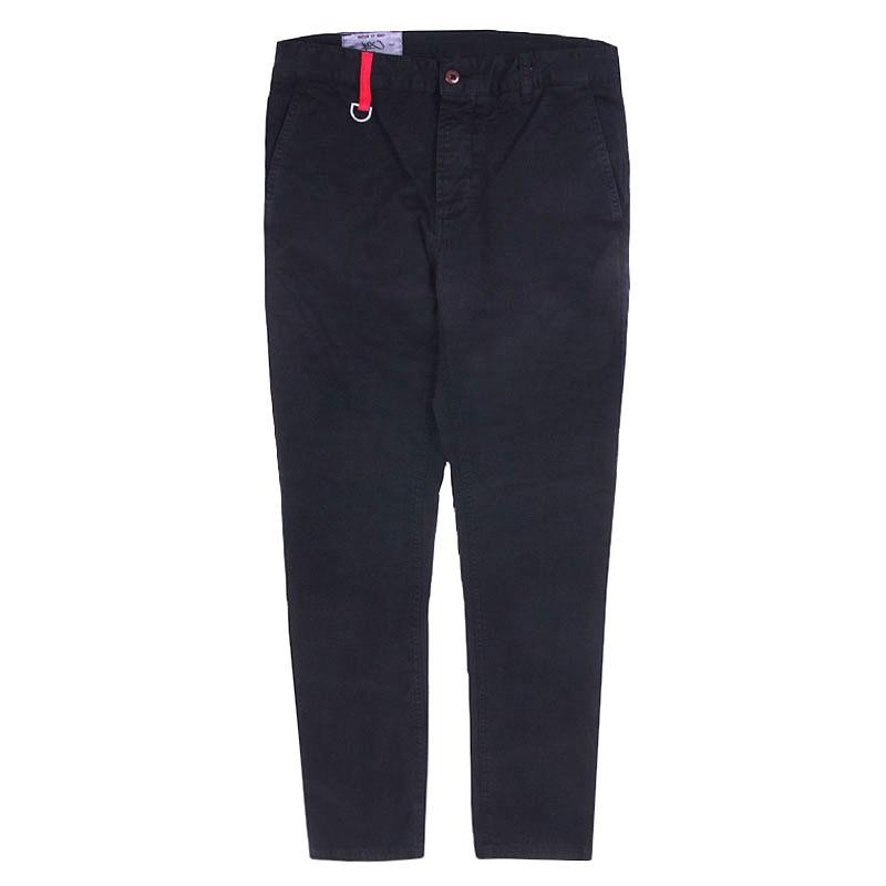 Брюки K1X Leglt Chino PantБрюки и джинсы<br>100% хлопок<br><br>Цвет: Темно-синий<br>Размеры US: 34;38;40<br>Пол: Мужской