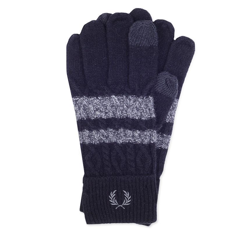 Купить Перчатки Перчатки Fred Perry  Перчатки Fred Perry