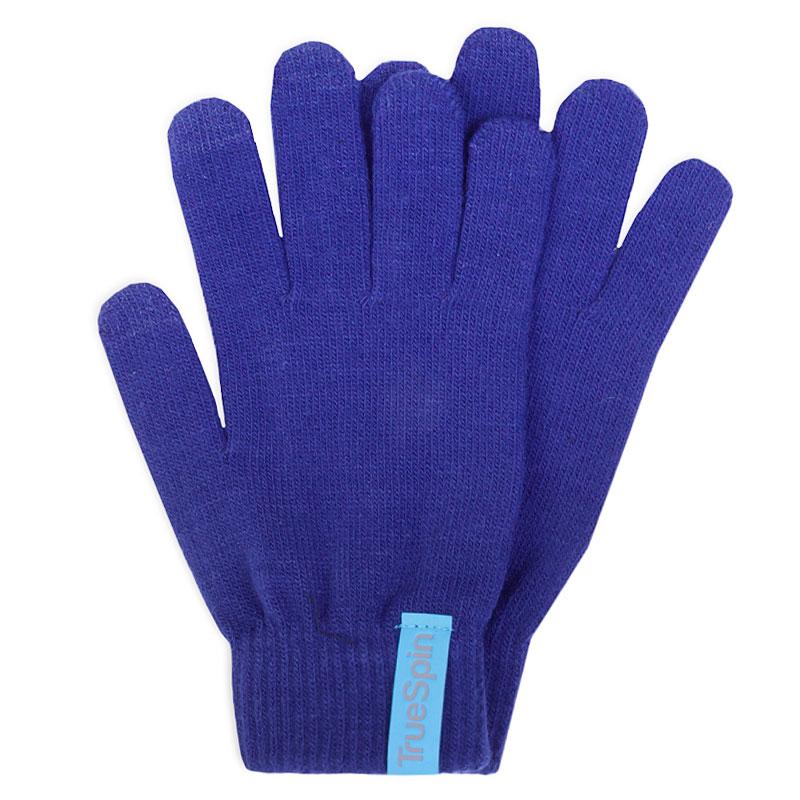 мужские синие  перчатки true spin touch Glove-navy - цена, описание, фото 1