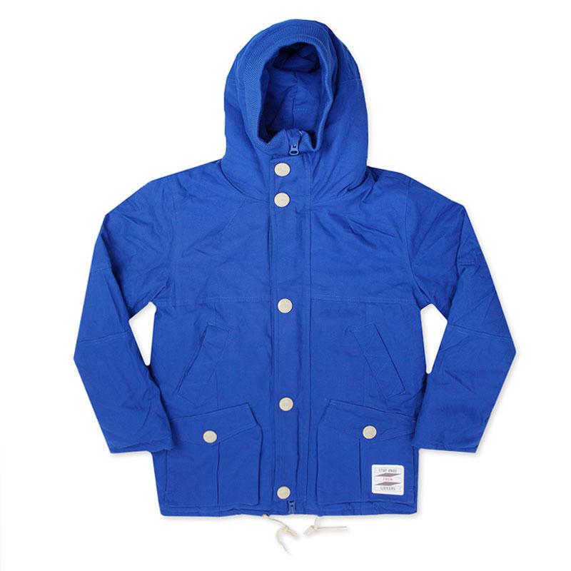 Куртка True Spin SoldierКуртки, пуховики<br>100% полиэстер<br><br>Цвет: Синий<br>Размеры : S;L<br>Пол: Мужской