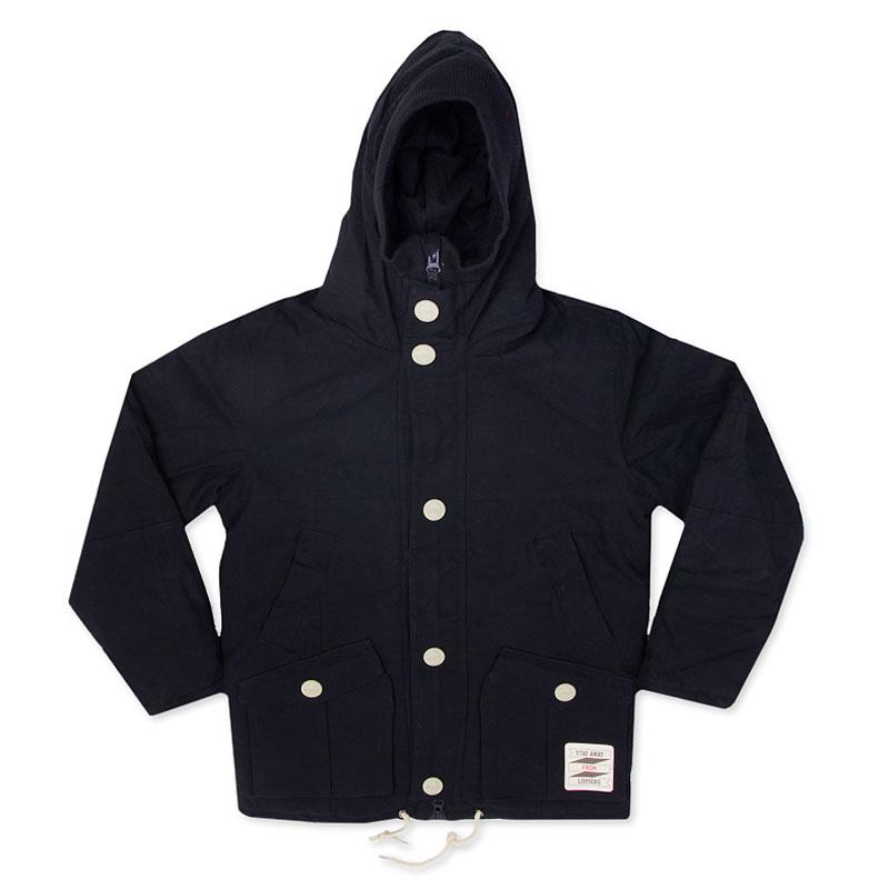 Куртка True Spin SoldierКуртки, пуховики<br>100% полиэстер<br><br>Цвет: Черный<br>Размеры : M<br>Пол: Мужской