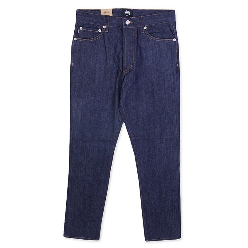 Джинсы StussyБрюки и джинсы<br>Хлопок<br><br>Цвет: Синий<br>Размеры US: 30<br>Пол: Мужской
