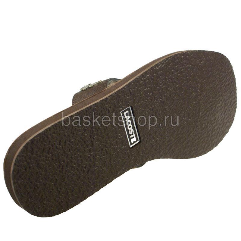 Купить мужской коричневый  palisson lth в магазинах Streetball изображение - 4 картинки