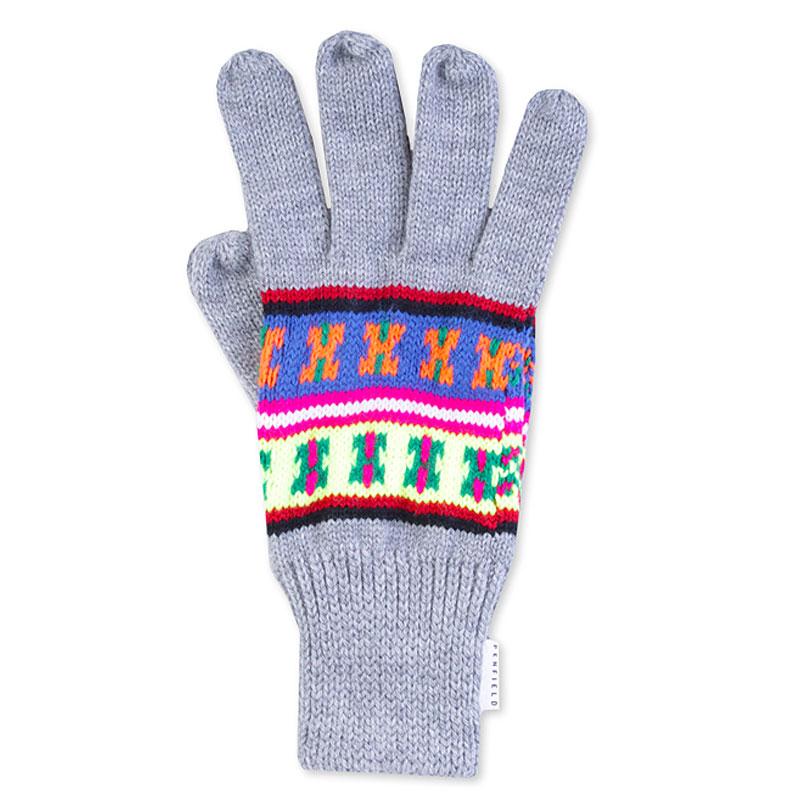 Купить мужские серые  перчатки penfield в магазинах Streetball изображение - 1 картинки