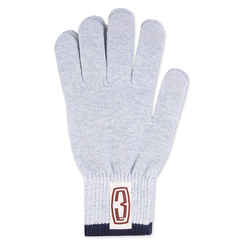 Перчатки ЗапорожецПерчатки<br>полиэстер<br><br>Цвет: Серый<br>Размеры : OS<br>Пол: Мужской