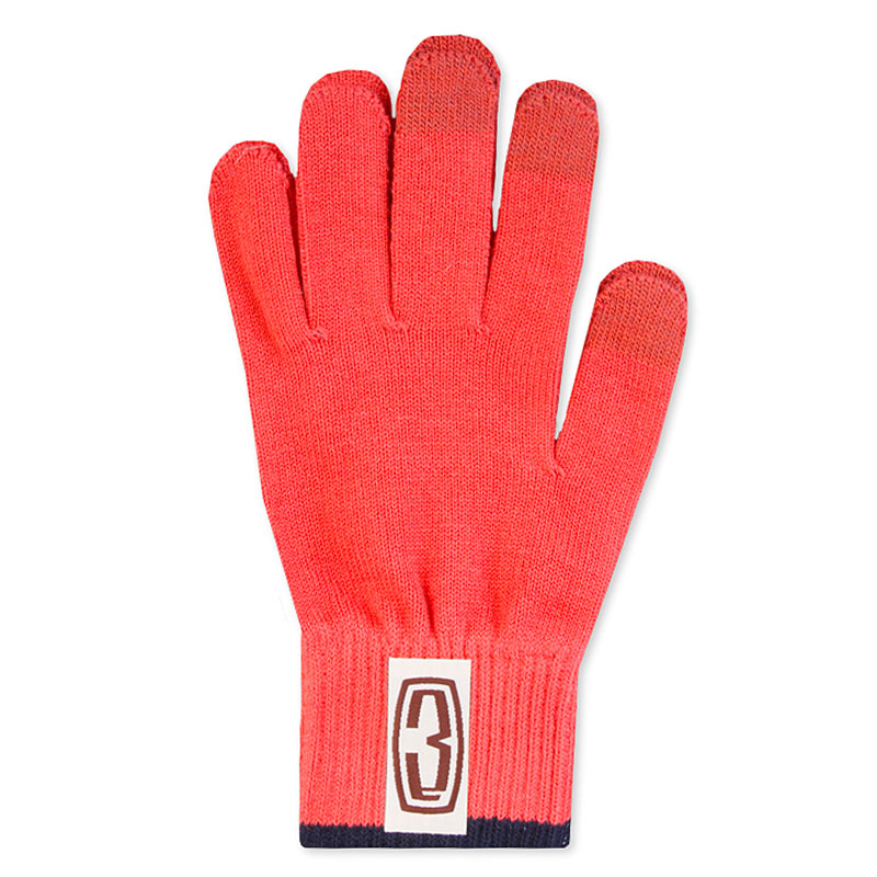 Перчатки ЗапорожецПерчатки<br>полиэстер<br><br>Цвет: Красный<br>Размеры : OS<br>Пол: Мужской