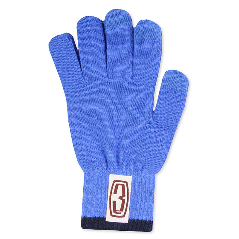 Перчатки ЗапорожецПерчатки<br>полистер<br><br>Цвет: Синий<br>Размеры : OS<br>Пол: Мужской