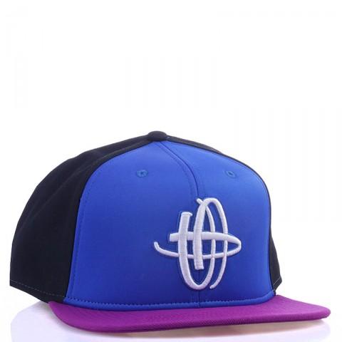 мужскую черную, синюю, фиолетовую  бейсболка nike qt s+ air huarache pro 694804-010 - цена, описание, фото 1