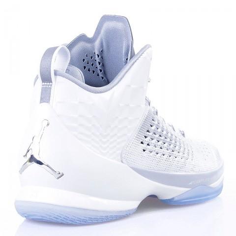 Купить мужские белые  кроссовки jordan melo m11 в магазинах Streetball - изображение 2 картинки