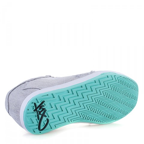 мужские серые  кроссовки k1x lp low 1000-1150/8339 - цена, описание, фото 4