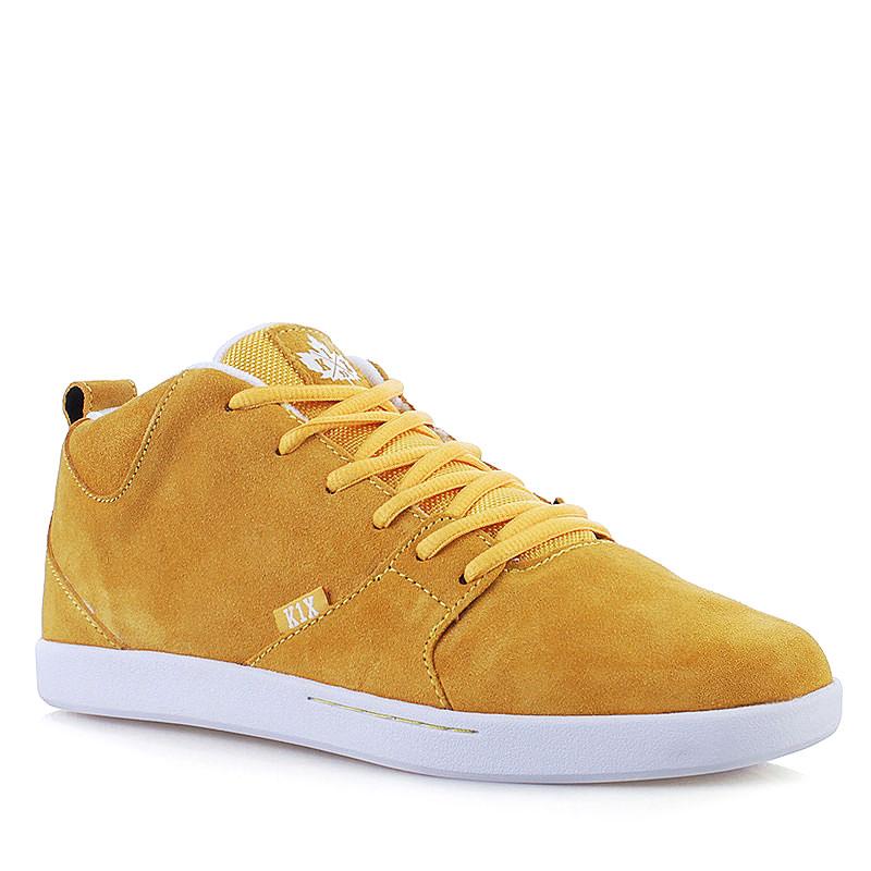 мужские желтые  кроссовки k1x schnitzel le 1000-1174/2111 - цена, описание, фото 1