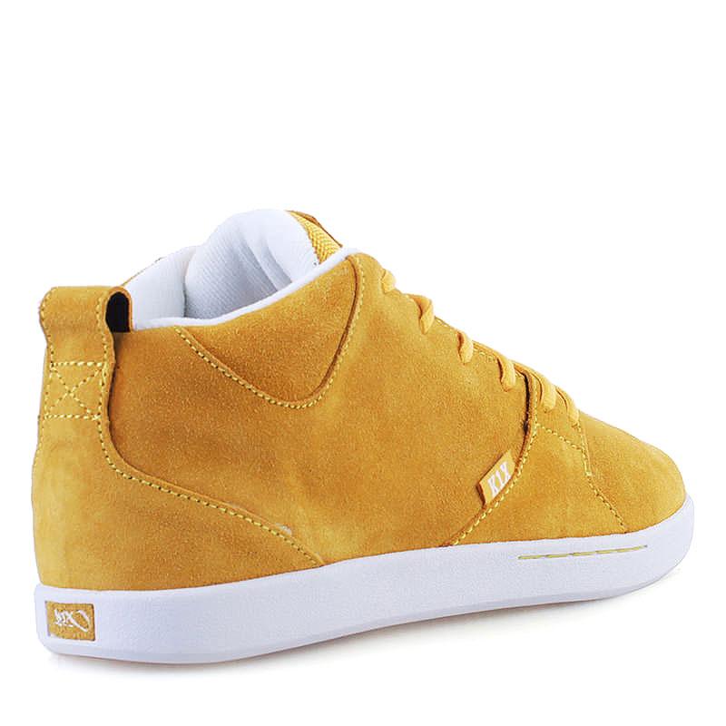мужские желтые  кроссовки k1x schnitzel le 1000-1174/2111 - цена, описание, фото 2