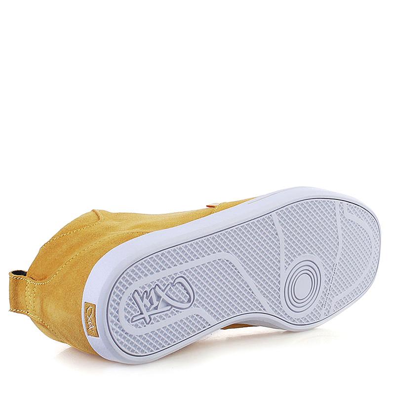 мужские желтые  кроссовки k1x schnitzel le 1000-1174/2111 - цена, описание, фото 4