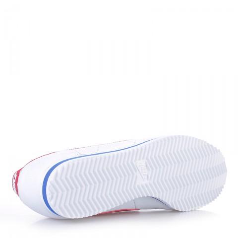 Купить мужские белые  кроссовки nike classic cortez premium qs в магазинах Streetball - изображение 4 картинки