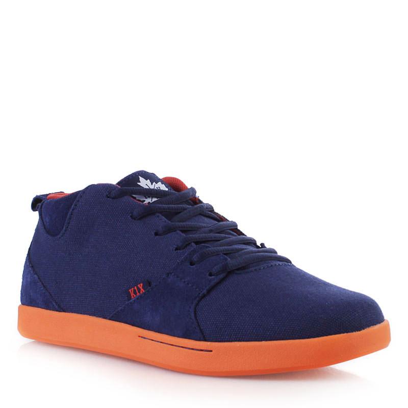мужские синие  кроссовки k1x schnitzel le 1000-1179/4673 - цена, описание, фото 1
