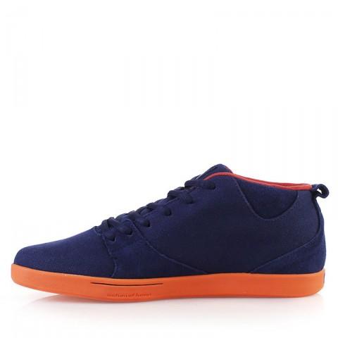 мужские синие  кроссовки k1x schnitzel le 1000-1179/4673 - цена, описание, фото 3