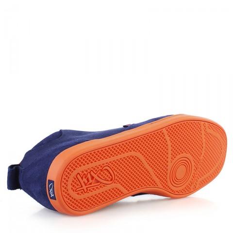 мужские синие  кроссовки k1x schnitzel le 1000-1179/4673 - цена, описание, фото 4