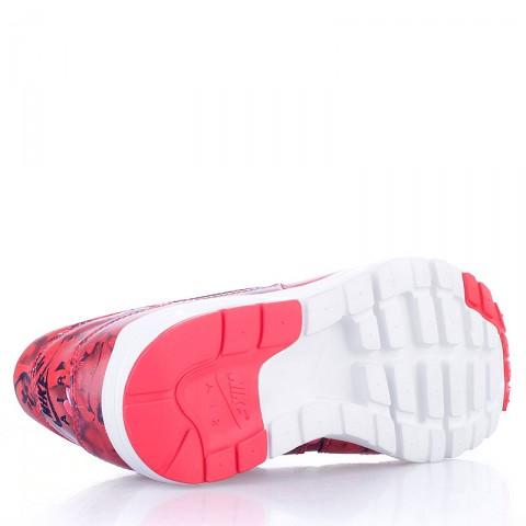женские красные  кроссовки nike wmns air max 1 ultra lotc qs 747105-600 - цена, описание, фото 4