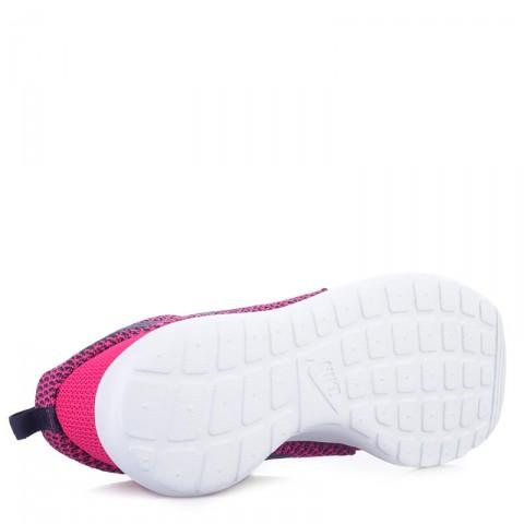 мужские розовые, черные  кроссовки nike rosherun 511881-662 - цена, описание, фото 4