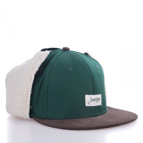Кепка Dog-Ears Snapback Patch1-green
