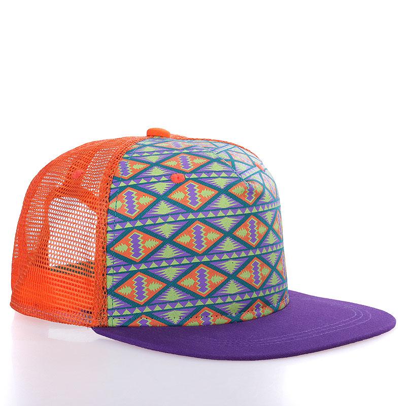 Кепка Inka purple