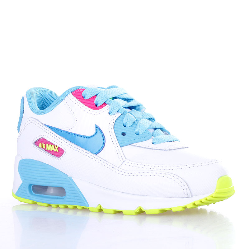 Кроссовки Nike Air Max 90 2007 (PS)