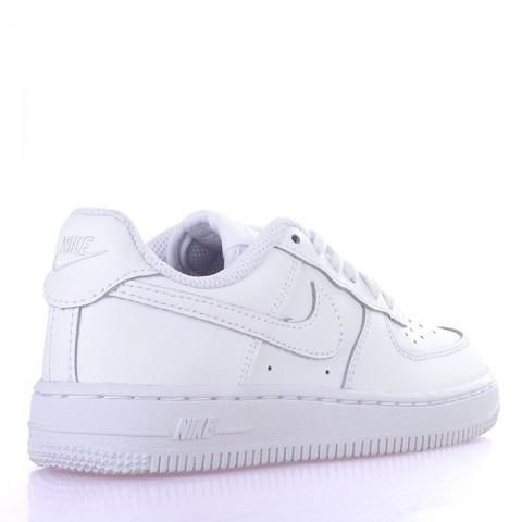 Купить детские белые  кроссовки nike air force 1 (ps) в магазинах Streetball - изображение 2 картинки