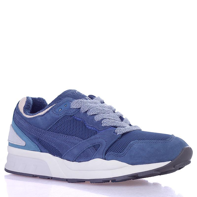 Купить мужские синие  кроссовки xt2 x bwgh в магазинах Streetball изображение - 1 картинки