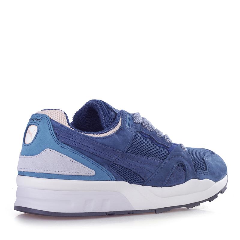 Купить мужские синие  кроссовки xt2 x bwgh в магазинах Streetball изображение - 2 картинки