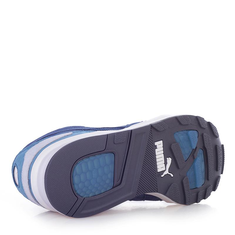 Купить мужские синие  кроссовки xt2 x bwgh в магазинах Streetball изображение - 4 картинки