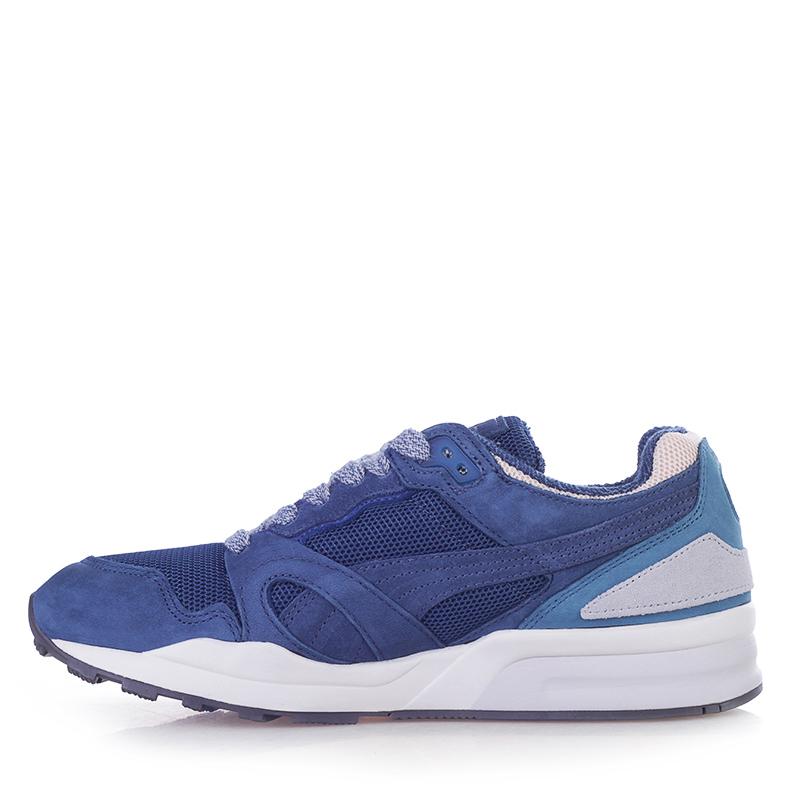 Купить мужские синие  кроссовки xt2 x bwgh в магазинах Streetball изображение - 3 картинки
