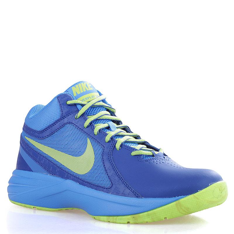 Кроссовки Nike The Overplay VIII от Streetball