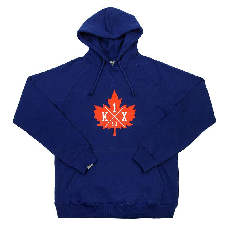 Купить Толстовки свитера Толстовка K1x Leaf Crest Hoody  Толстовка K1x Leaf Crest Hoody