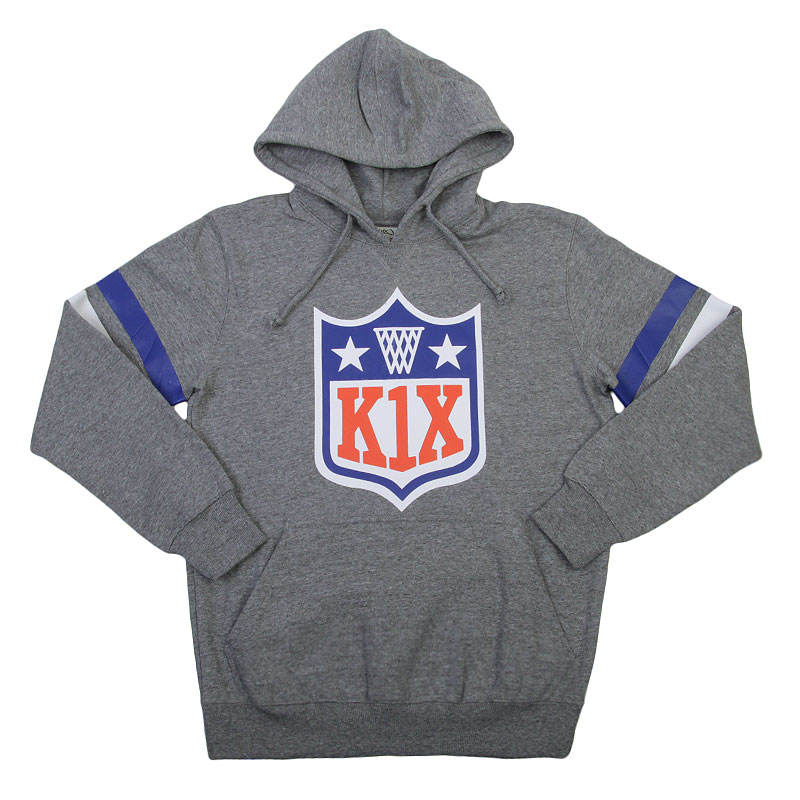 Толстовка K1X Ballers Play Harder Hoody