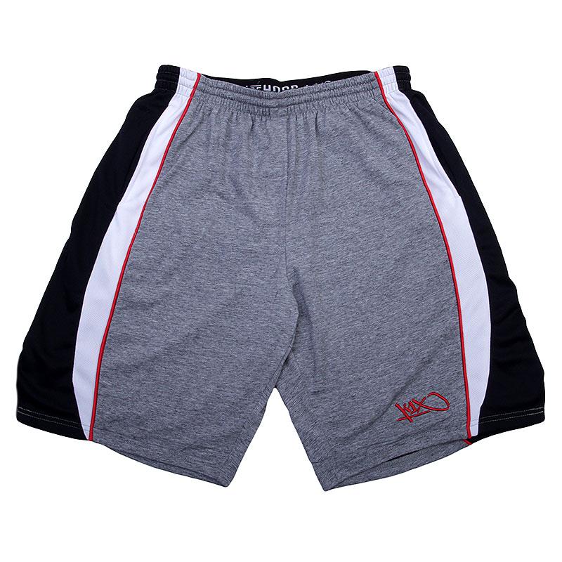 Шорты K1X Core Light Swish ShortsШорты<br>Хлопок, полиэстер, эластан<br><br>Цвет: Серый<br>Размеры US: 2XL<br>Пол: Мужской