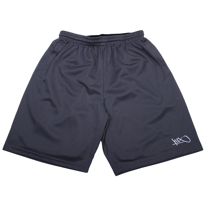 Шорты K1X Core Micromesh ShortsШорты<br>Полиэстер<br><br>Цвет: Серый<br>Размеры US: XL;2XL;3XL<br>Пол: Мужской
