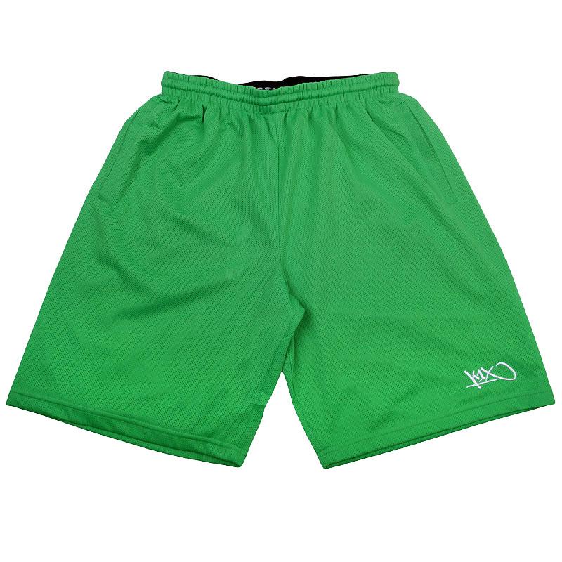 Шорты K1X Core Micromesh ShortsШорты<br>Полиэстер<br><br>Цвет: Зелёный<br>Размеры US: S<br>Пол: Мужской