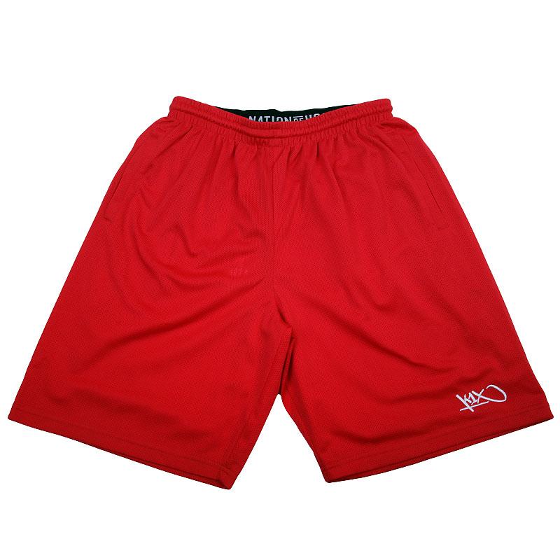Шорты K1X Core Micromesh ShortsШорты<br>Полиэстер<br><br>Цвет: Красный<br>Размеры US: XL;2XL<br>Пол: Мужской