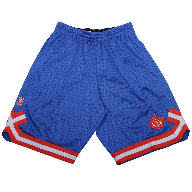 Шорты K1X Leaf Double-X ShortsШорты<br>Полиэстер<br><br>Цвет: Синий, оранжевый, белый<br>Размеры US: XL;2XL<br>Пол: Мужской