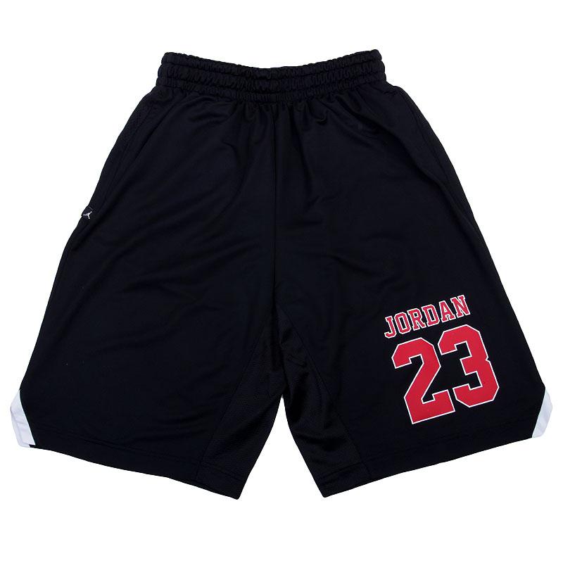 fa9028cb мужские черные шорты jordan rise 4 short 658654-010 - цена, описание, фото