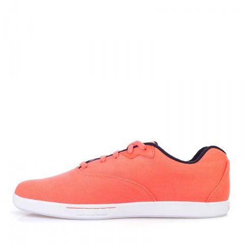Купить мужские оранжевые, белые  кроссовки k1x cali в магазинах Streetball - изображение 3 картинки